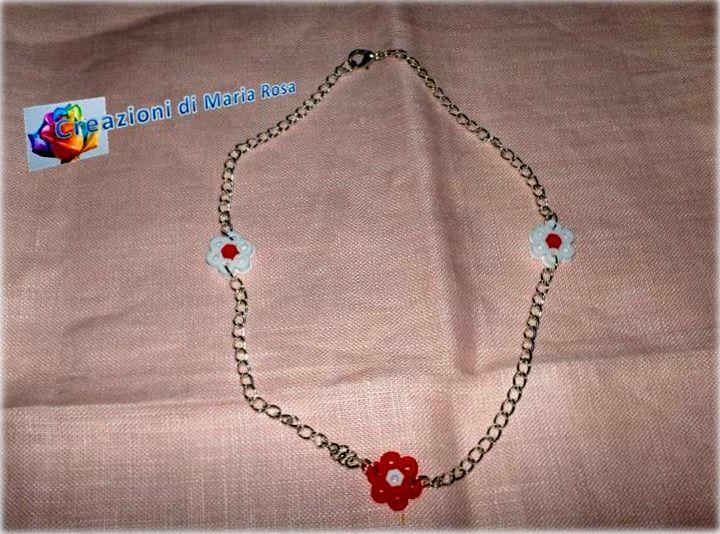Realizzata con perline hama beads