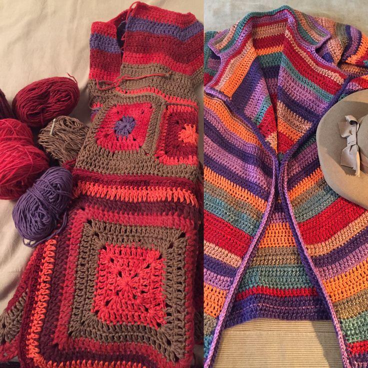 Abrigos Crochet (MOS)