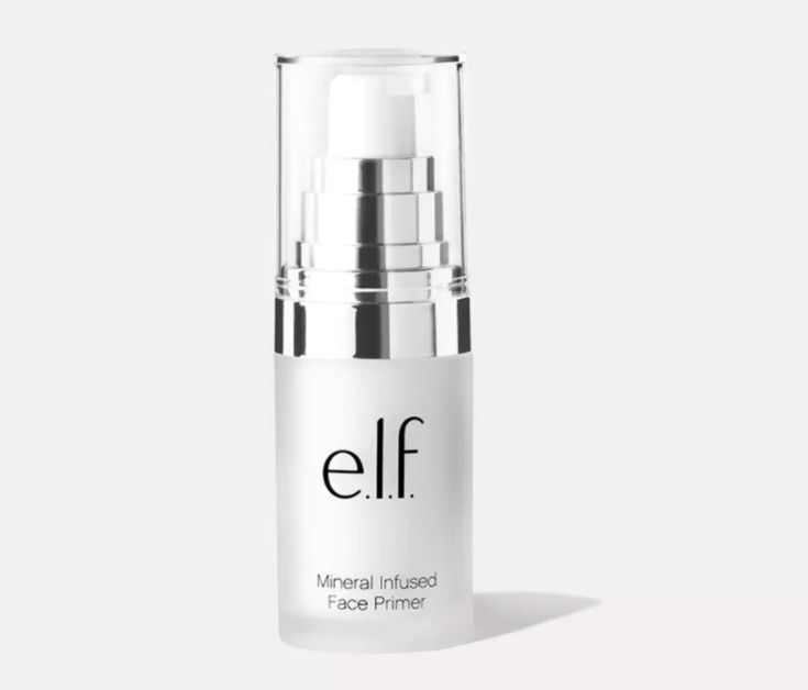Elf Primer for oily & dry faces!