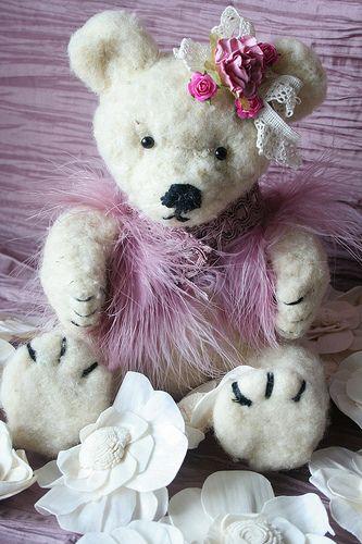 1711 best Teddy Bear images on Pinterest | Teddy bear, Antique ...