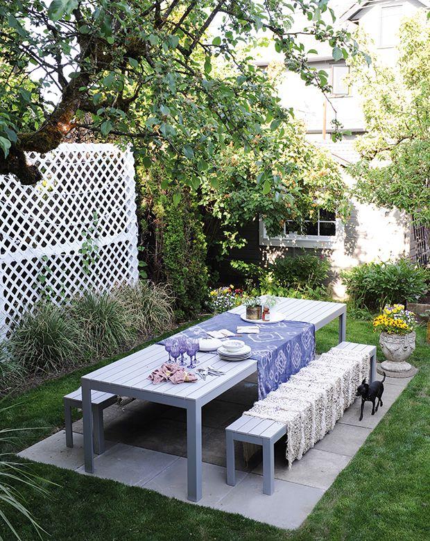 241 best Espaces extérieurs images on Pinterest | Backyard water ...