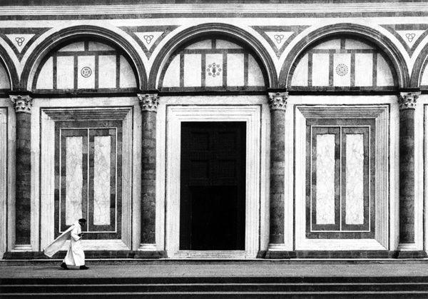 Firenze 1967 Berengo Gardin
