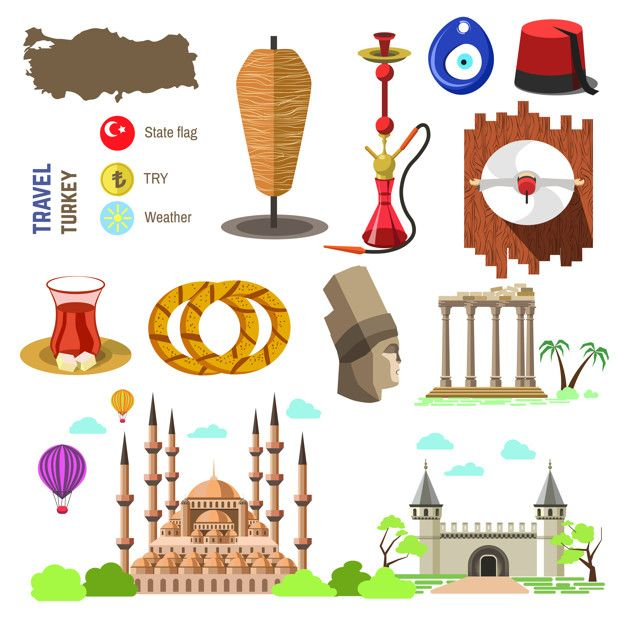 Home Design Ideas Buch: Turkey Culture And Traditional Symbols.