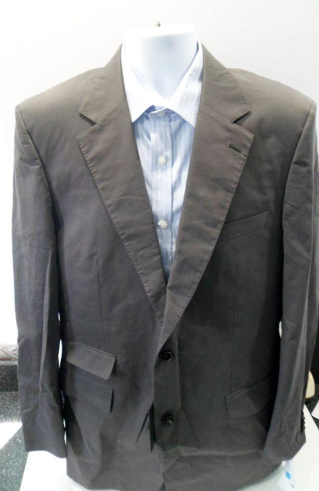 Hugo Boss O'Gehry / Tower Suit Jacket Blazer sport coat NWT 42L  Boss Selection #HugoBoss #TwoButton