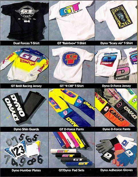 bmx clothing, 1993
