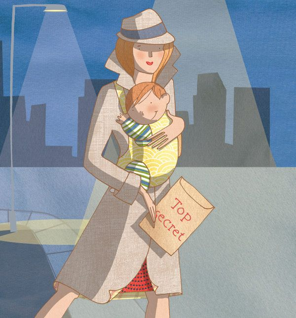MOM STORIES: I Spy: Moms Who Work in the Intelligence Field   Working Mother