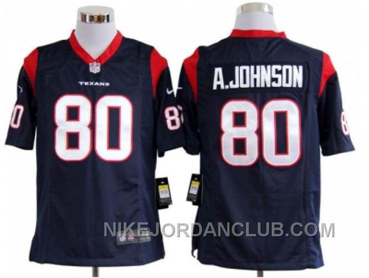 http://www.nikejordanclub.com/nike-houston-texans-80-andre-johnson-blue-game-jerseys-fmzaj.html NIKE HOUSTON TEXANS #80 ANDRE JOHNSON BLUE GAME JERSEYS FMZAJ Only $23.00 , Free Shipping!
