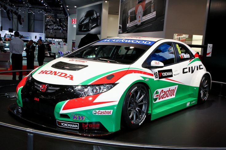 Honda Civic WTCC 2014