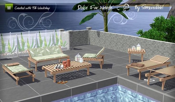 By SIMcredibledesigns.com available at TSR  Found in TSR Category 'Sims 3 Garden Sets'