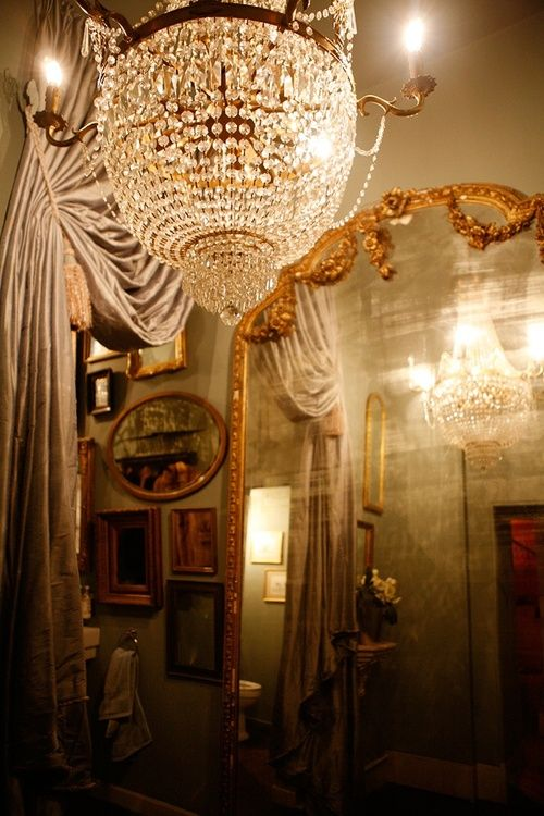 79 best room full of mirrors images on pinterest mirror mirror everainsplanet mirrors and chandelierscrystal aloadofball Gallery