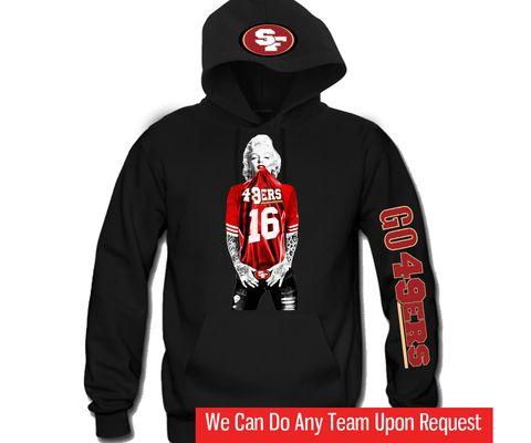 Custom nfl hoodies