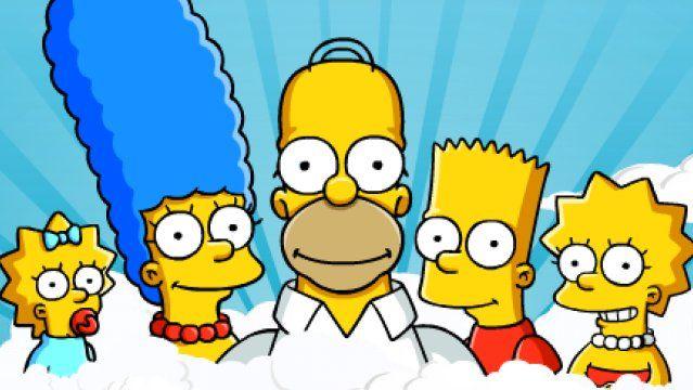 caricaturas los simpsons - Buscar con Google