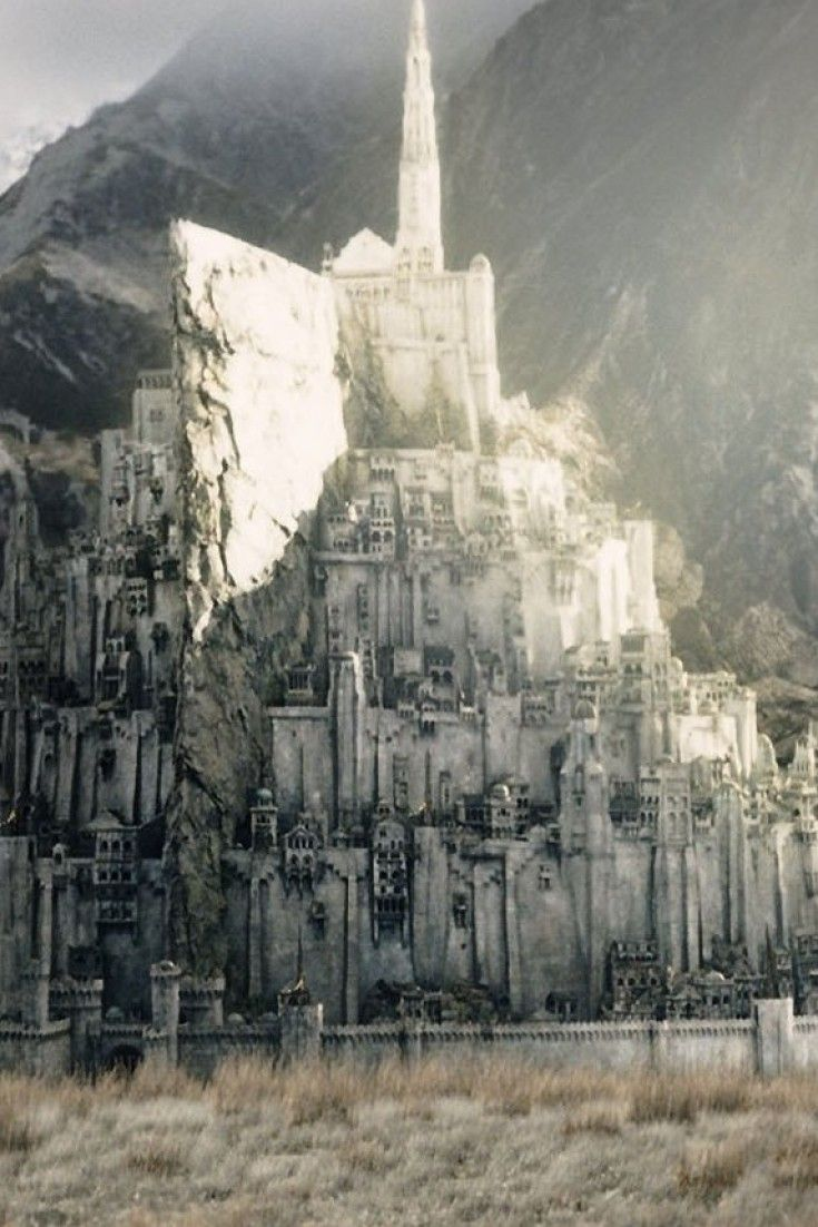 Indiegogo Campaign Raising $3.8 Billion To Build Minas Tirith                                                                                                                                                                                 More