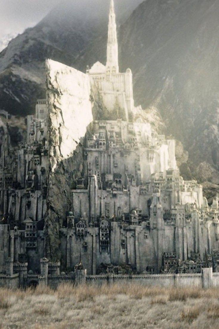 Indiegogo Campaign Raising $3.8 Billion To Build Minas Tirith                                                                                                                                                                                 More