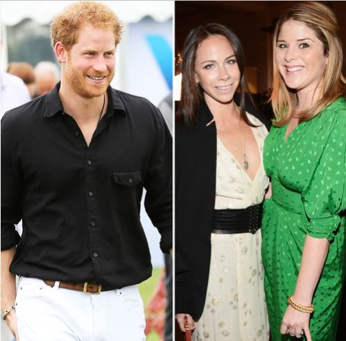 Jenna Bush Hager May Have Paired Up Prince Harry With His Future Wife