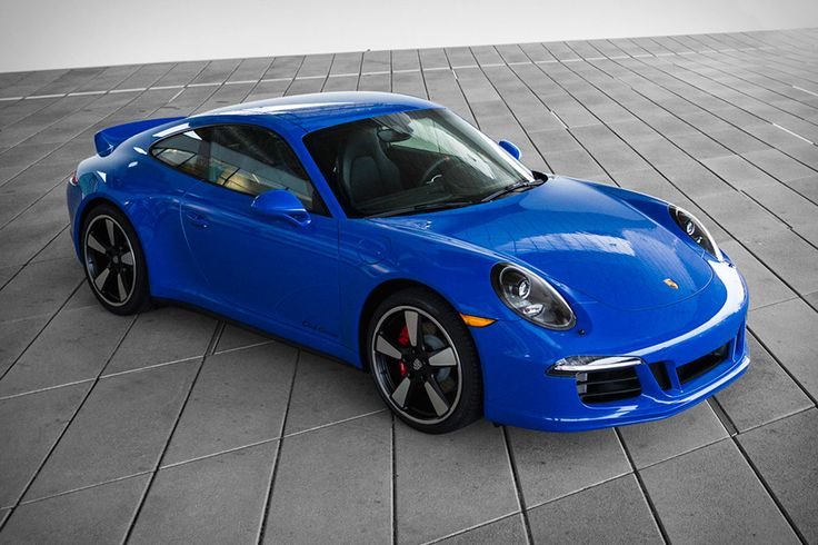 Created to celebrate 60 years of the Porsche Club of America, the Porsche GTS Club Coupe is one of the most exclusive Porsches you'll encounter this year. It's based on the 911 Carrera GTS, and features the 44mm wider body...