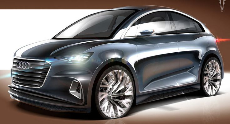 Controversial Audi A2 Comes Back To Life With 2017-Worthy Looks