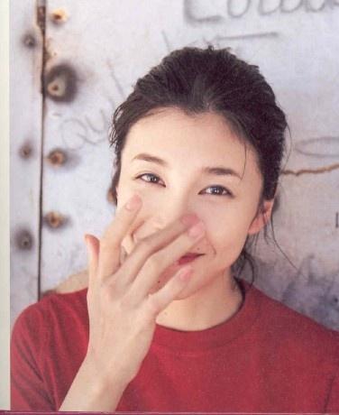 Takeuchi Yuko trip