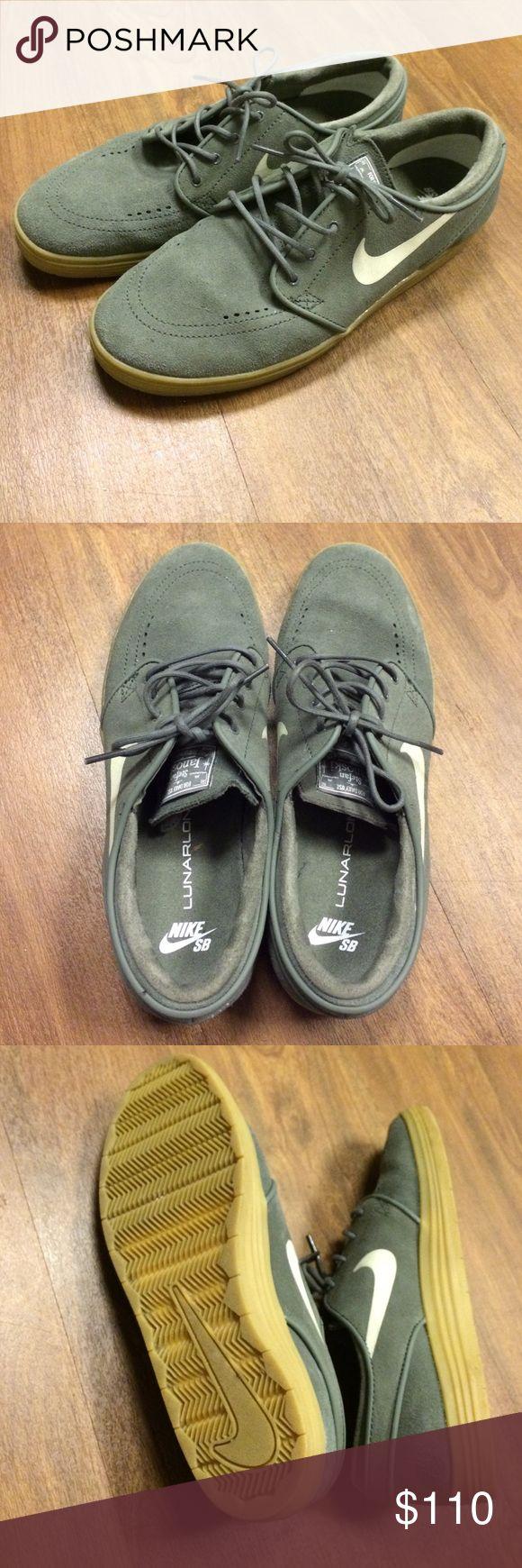 Mens Nike Sneaker Nike Skateboarding Sneaker. Only used once. Looks Brandnew condition! Size 9 for US Mens/ Size 8 for UK Mens. Nike Shoes Sneakers