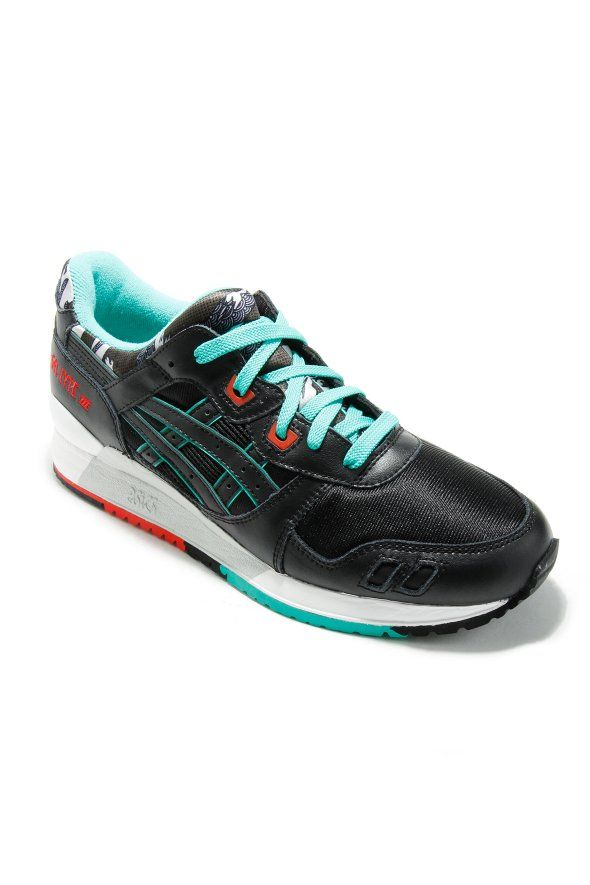 Asics - Gel-Lyte III 'Future Camo', sneakers, shoes, footwear, women, girl, trend, fashion, style, outfit, clothing, outwear, summer, spring, 2017, official, accessories,street, streetammo, black, streetwear, athletic,