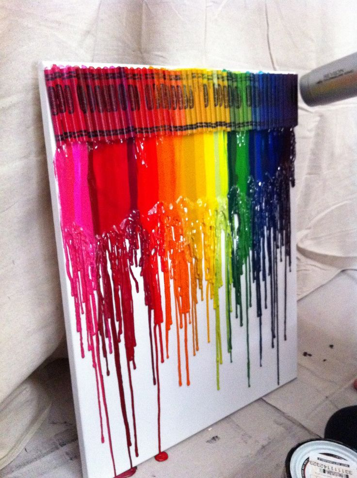 14 Best Images About Melted Crayon Friday On Pinterest