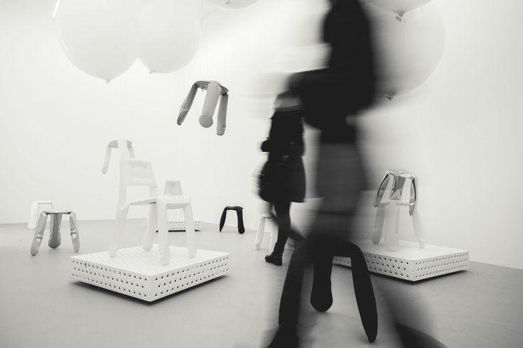 GALLERIE RUTTKOWSKI;68 OPENING PARTY. #Exhibition