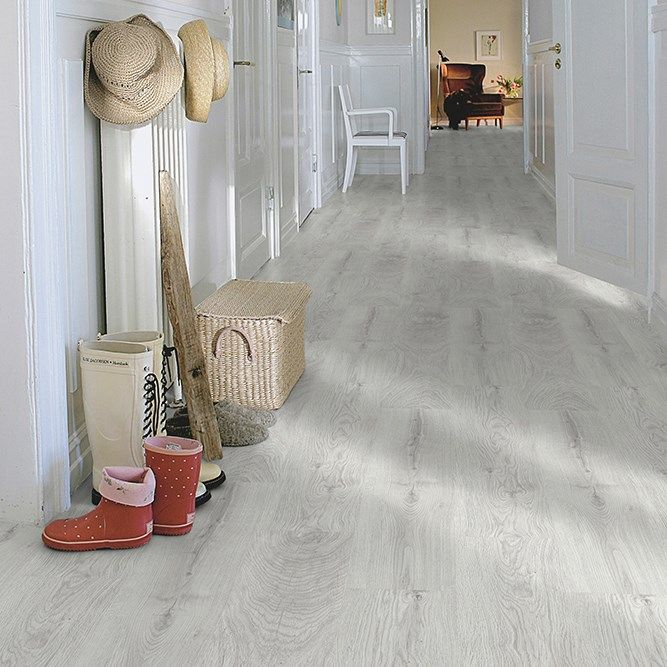 Laminatgolv Pergo Domestic Extra Classic Plank Furu Silver 1-Stav - Laminatgolv