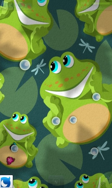 Pocket Frogs: Collect, Farm, Breed, and Race Virtual Pets