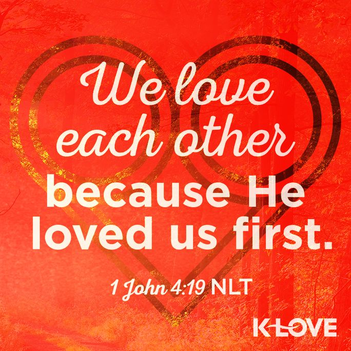 Happy Valentines Day Jesus Quotes: Happy Valentine's Day From Your K-LOVE Family