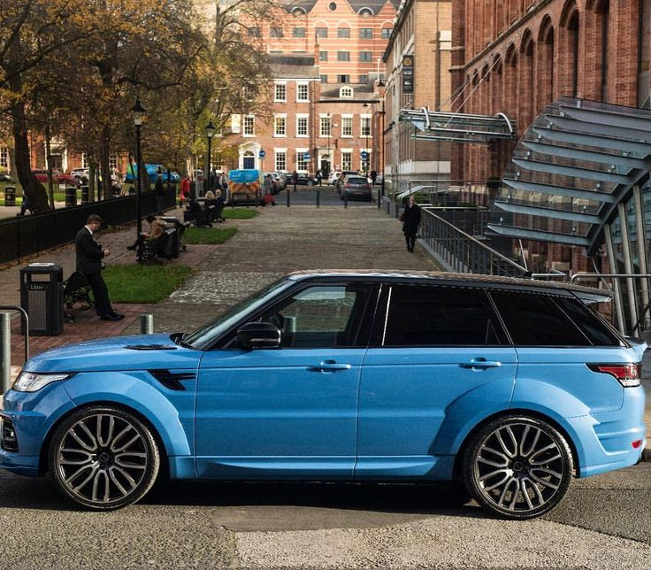 Range Rover Sport Autobiography Pace Car by KAHN