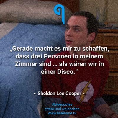 The Big Bang Theory Zitate