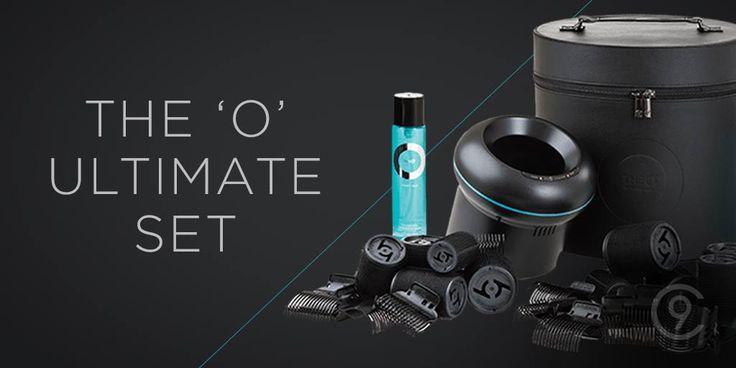 Il 'The O Ultimate Set' offre tutto quello che ti serve per creare una piega voluminosa che durerà per giorni!  Il cofanetto elegante in ecopelle di struzzo comprende uno scalda bigodini a induzione, 12 bigodini di 3 misure diverse, 12 pinze e l'Amplify Spray che aumenta la durata della piega.  Vuoi provarlo anche tu? Visita il nostro sito http://it.cloudninehair.com/the-o/ e ordina subito il tuo Set!