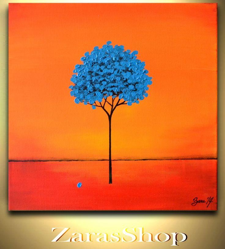 Hand Painted Wall Art - Grass so Green - Online Fundraising Auction - BiddingForGood