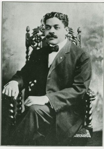 "Arturo Alfonso Schomburg: The oiginal ""Father of Black History"" (Inspired Dr. John Henrik Clarke to research black hitory at 17 yrs. of age)"
