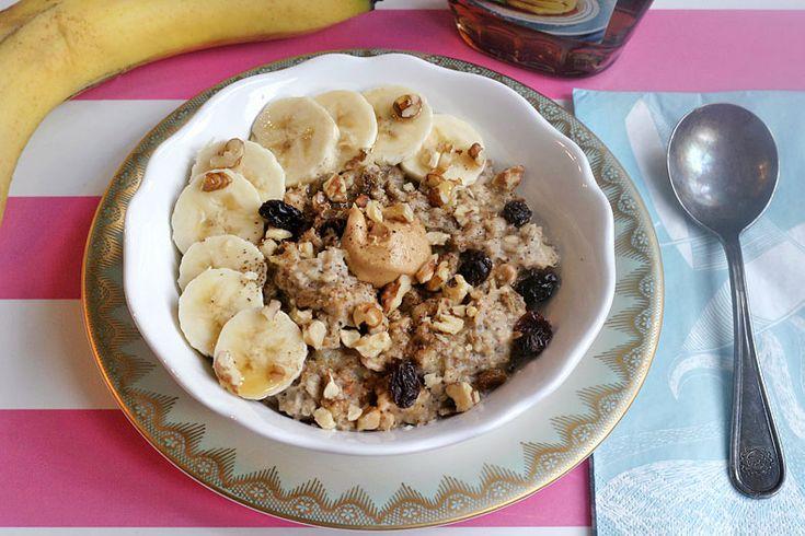 OVesná snídaně šampiónů | Veganotic