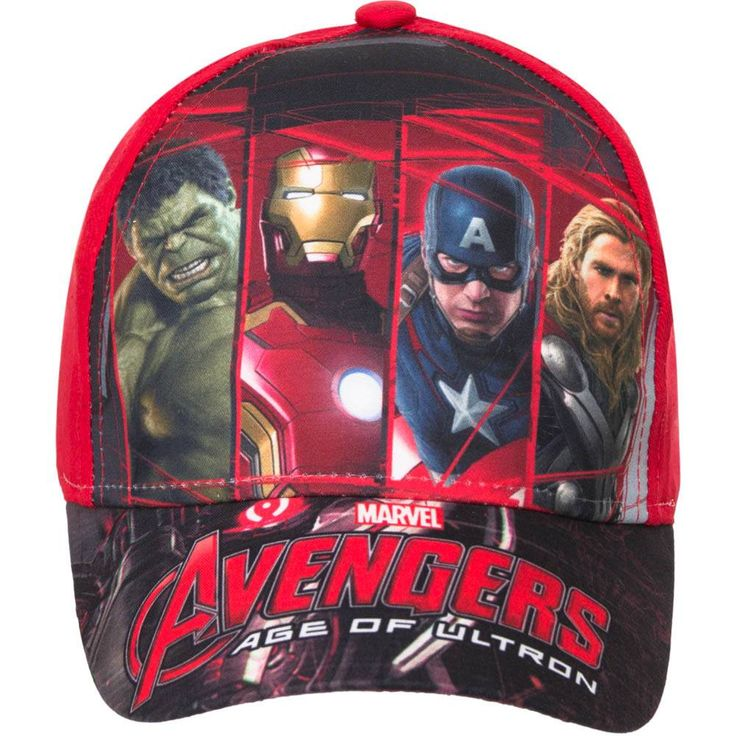 Avengers - Age Of Ultron Pet (Rood)