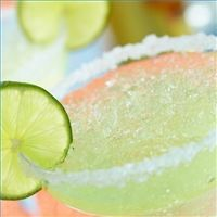 Margarita: Fun Recipes, Hot Summer Day, Crystals Lights, Skinny Girls, Limes, Salts, Drinks, Frozen Margaritas Recipes, Mexicans Recipes