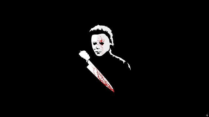 Michael Myers Halloween Horror Fan Art Digital Art Adobe Ill