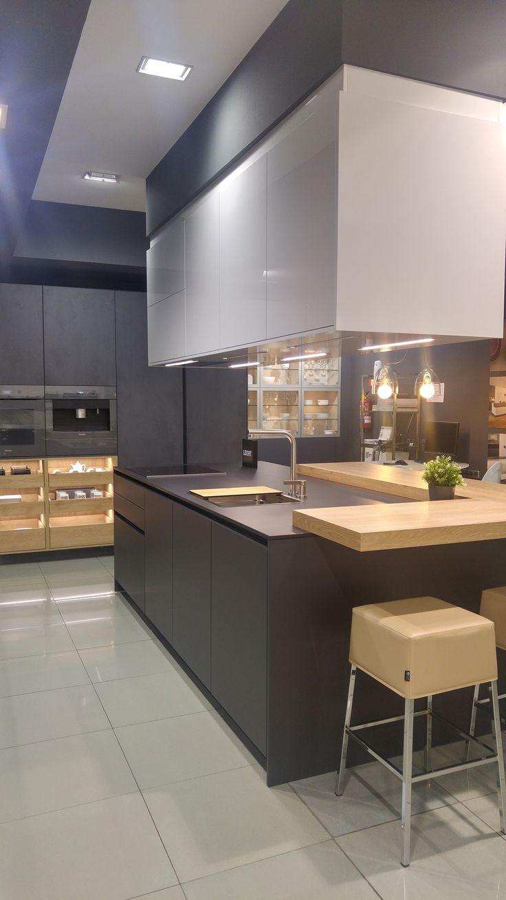 Las 25 mejores ideas sobre cocinas de madera de roble en for Cocinas de madera de roble