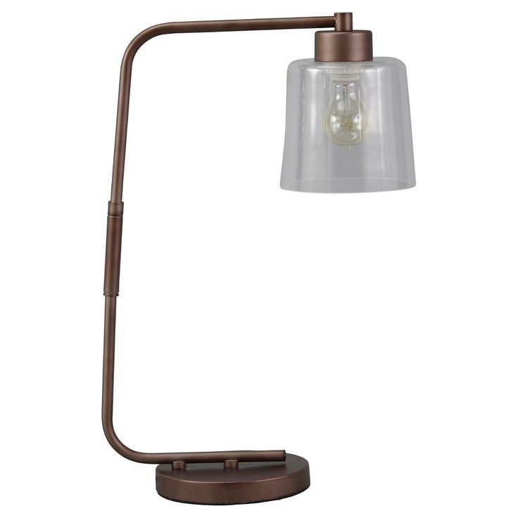 Best Modern Industrial In A New Light This Desk Lamp Takes A 400 x 300