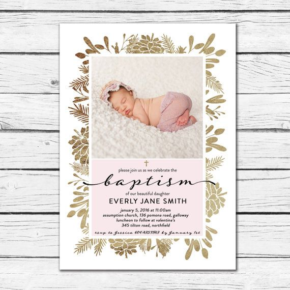 41 best Taufeinladung images on Pinterest Baptism ideas, Baptism - invitation for baptism girl