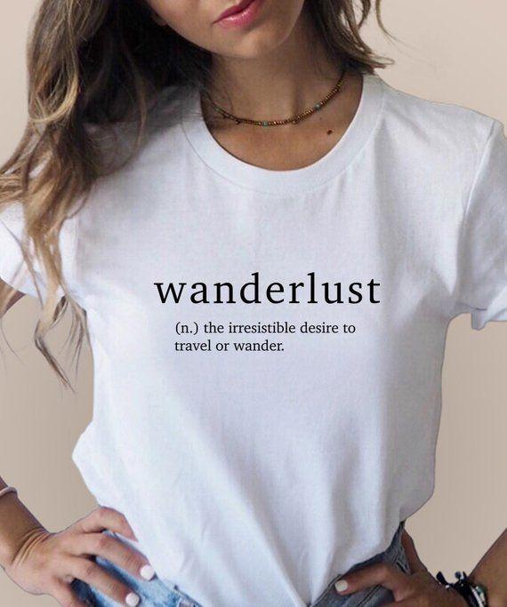 a484f570221 Wanderlust Definition Shirt