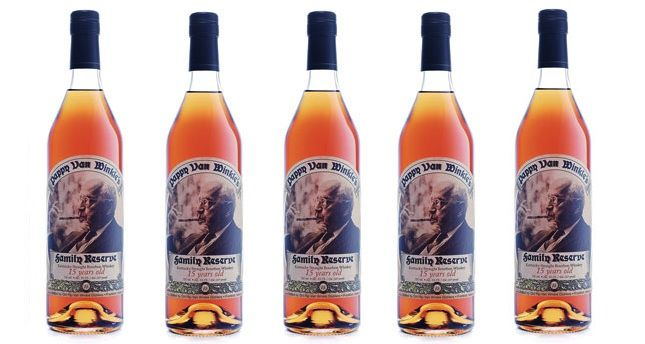 If the rare Pappy Van Winkle is nowhere to be found, try one of these five great (and affordable) bourbons instead.
