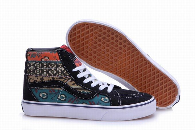 f8018eba51 Vans SK8-Hi Indian Style Men s Shoes  Vans