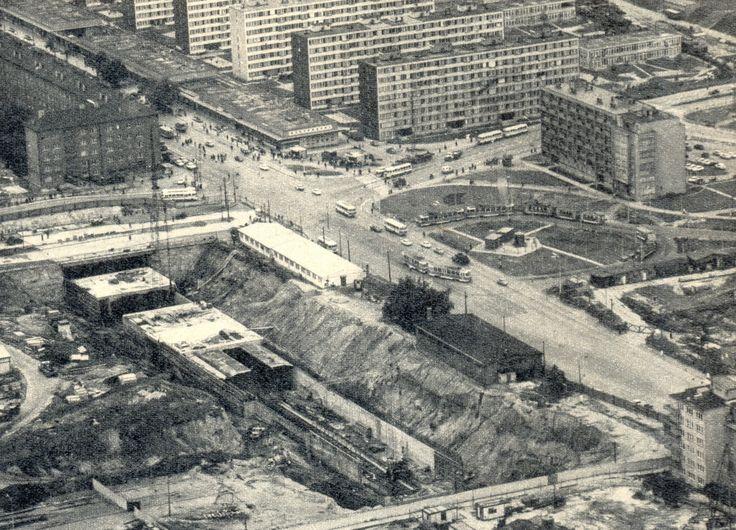 Budějovická - Budějovické náměstí - metro