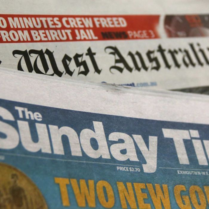 The ACCC gives the green light to Seven West Media's takeover of The Sunday Times newspaper and its website Perth Now.