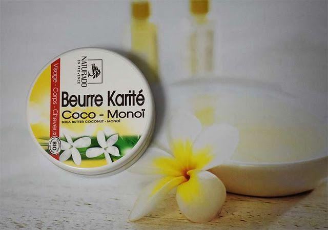 All my cosmetics: Bio bambucké máslo Naturado en Provence