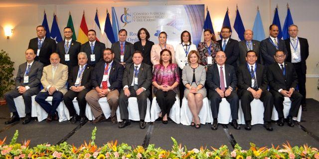 Nicaragua asume presidencia pro témpore del Consejo Judicial CA y del Caribe | Portal de Nicaragua