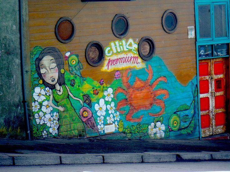 Mural in Castro