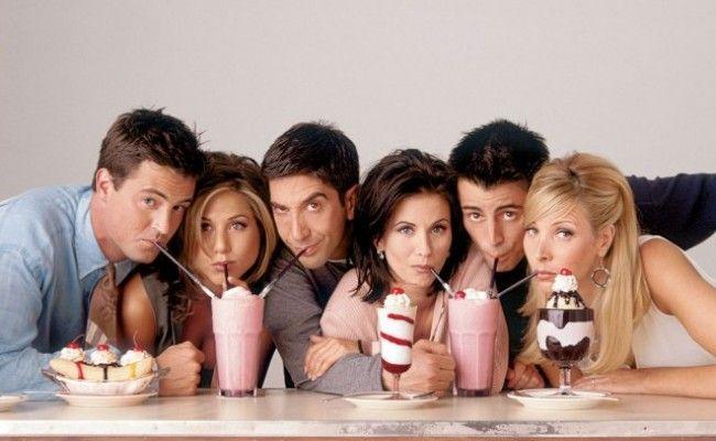 'Friends' pode virar musical da Broadway